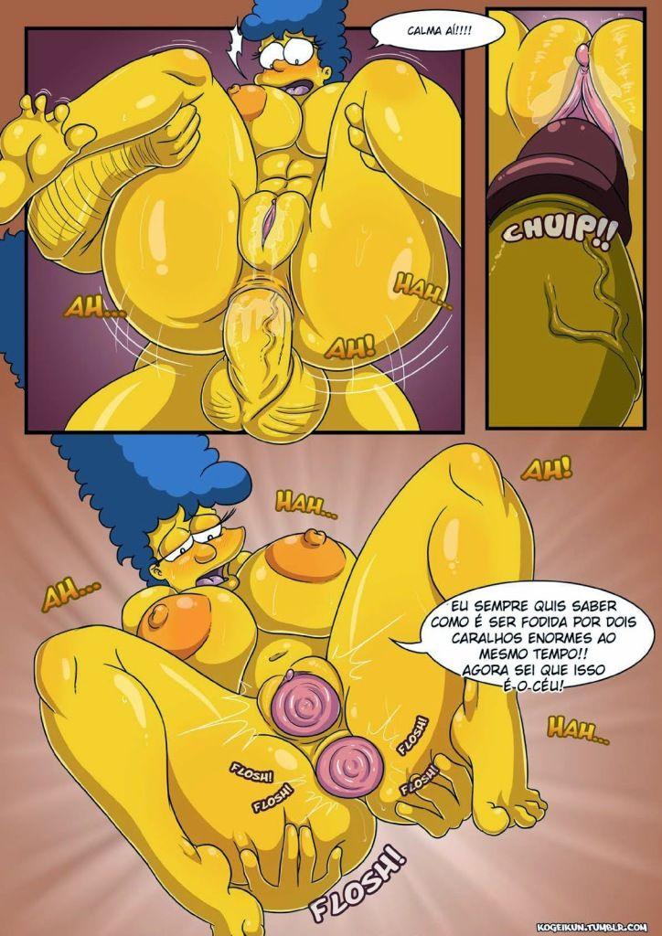 Fantasias Sexuais da Marge